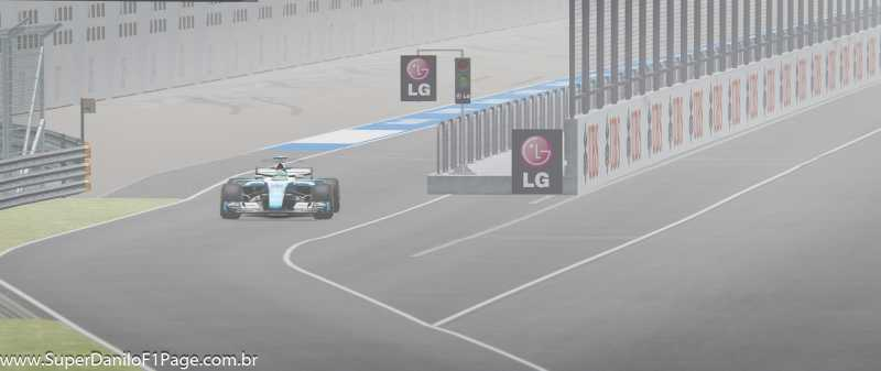 F1 2017 Onboard Volta Virtual China 2017
